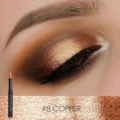 Fashion Style Miaool 15 Colors Shimmer Eyeshadow Palette Waterproof Gold Purple Blue Eyeshadow Powder Mineral Brighten Smoky Eyeshadow Mn103 Beauty & Health