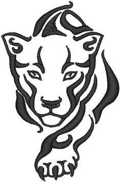 free panther clipart pictures clipartix animals pinterest rh pinterest com panther clip art mascots panther clipart images