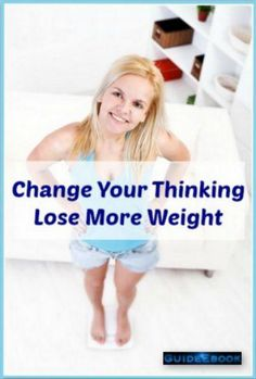 Want to #loseweight fast + forever? Change your thinking, not your #diet