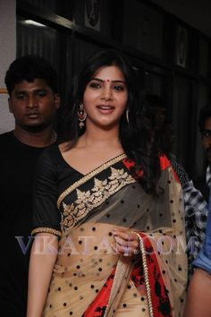 Samantha at Vijay Awards 2013