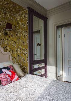 Home Decor Inspiration, Room Decor, Interior Design, Small Master Bedroom, Home, Interior, Eclectic Interior, Home Bedroom, Home Decor