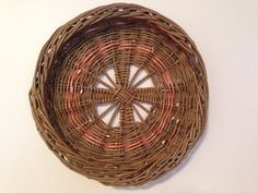 Sciob, willow basket, pattern by Bonnie Gale 2014, #26