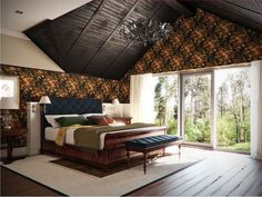 Bedrooms Interior Design, Pictures, Remodel, Decor and Ideas