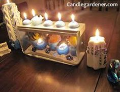 Creative ways to find a new use for an old fish tank. Recycling an old aquarium for a new purpose Sweet Home, Aquarium Fish, Aquarium Ideas, Candle Craft, Ways To Recycle, Tanked Aquariums, Repurposed Items, Glass Boxes, Crafty Craft