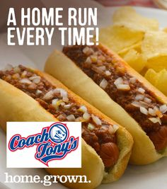 Coach Tony's famous Rochester NY meat sauce! Hot Dog Buns, Hot Dogs, Meat Sauce, Artisan, Ethnic Recipes, Food, Book, Beef Gravy, Essen