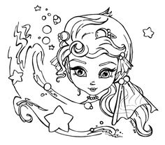 Zodiac - Pisces by JadeDragonne.deviantart.com on @deviantART