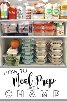 My weekly meal prep routine has been instrumental in my weight loss. I have heal. , My weekly meal prep routine has been instrumental in my weight loss. I have heal. My weekly meal prep routine has been instrumental in my weight los. Healthy Drinks, Healthy Snacks, Healthy Eating, Diet Snacks, Clean Eating Prep, Healthy Fridge, Quick Easy Healthy Meals, Dessert Healthy, Diet Drinks