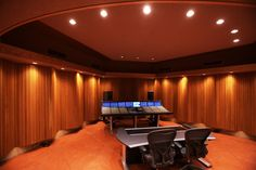 Mixing room at Manifold Recording Studio - Australia