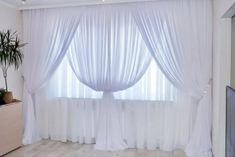 ke: Ak vás trápia vrásky na dekolte, toto ich Tulle Curtains, Elegant Curtains, Minimalist Landscape, Laundry Hacks, Dinning Table, Bedroom Vintage, Ideas Para, Diy And Crafts, Cleaning