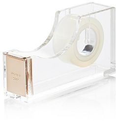 kate spade new york Acrylic Tape Dispenser