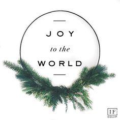 Joy to the World | IF:Gathering