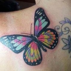 the top butterfly is what i want my tattoo to look like except red where the pink is. Black Bedroom Furniture Sets. Home Design Ideas