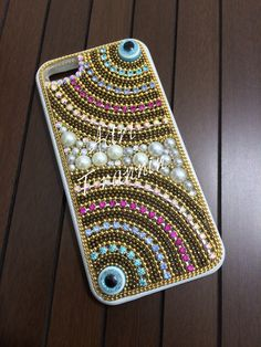 Case celular iphone by adritrannin olho grego