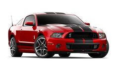 Ford Mustang Shelby GT500 - Car and Driver