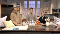Better Connecticut Talk Show January 2013, where I shared my simple decorating ideas for the new year.