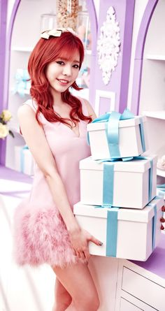 "Sunny in Girls' Generation ""Lion Heart"""