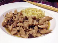 Hoy para comer una receta ligera, con un toque oriental y en sólo 20 min...¿te atreves a probarla?