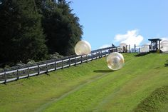Zorbing is a unique adventurous activity that involves going down the hill in a large transparent ball. You can enjoy this adventure at Solang Valley, in Dalhousie and also in some parts of Kashmir. My Adventure Book, New Zealand Adventure, Time Of Our Lives, I Want To Travel, Summer Bucket, Oh The Places You'll Go, Outdoor Activities, World, 1000 Followers
