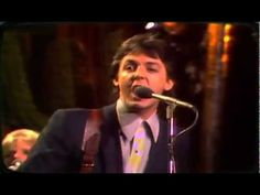Paul McCartney & Wings -Don't Say Goodbye Tonight