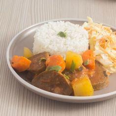 Nashi Food | Nadja | Recipes (@nashifood) • Instagram photos and videos Roast Pumpkin Soup, Mashed Potatoes, Soup Recipes, Cooking Recipes, Cantaloupe, Beef Sauce, Rice, Ethnic Recipes, Italian Seasoning
