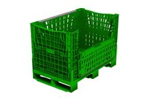 RPCs & Produce Bins  The flexibility of the Loscam RPCs and Produce Bin can help add profits to your business.