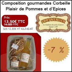 #missbonreduction; Remise de 7% sur la composition gourmandes Corbeille Plaisir de Pommes et d'Epices chez fortwenger. 	http://www.miss-bon-reduction.fr//details-bon-reduction-Fortwenger-i852818-c1841186.html