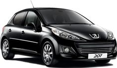 Rent a Car peugeot 207 in Bucharest from 18 Euro/day