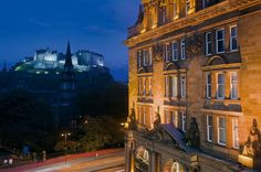 Waldorf Astoria Edinburgh - The Caledonian - Hotels.com - Hotel rooms with reviews. Discounts and Deals on 85,000 hotels worldwide