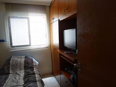 Excelente 3 quartos na SQN 205 com suíte, dce e garagem