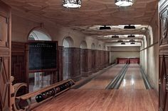14 NYC Secrets Even New Yorkers Don't Know #refinery29 http://www.refinery29.com/secret-hidden-spots-nyc#slide1 Bowling Alley Beneath The Frick Gilded Age industrialist Henry Clay Frick is best known for his exquisite collection of Old Master paintings and French decorative arts. Walking through the Fifth Avenue museum in his former mansion, you're more likely to imagine masquerade balls than bowling balls, but hidden in the sub-basement lies Frick's private bowling alley. Obviously not ...