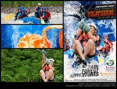 Publicidad para Rain Forest Adventures