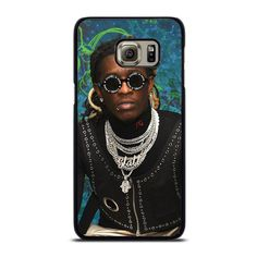 YOUNG THUG SLATT Samsung Galaxy S6 Edge Plus Case Cover  Vendor: Favocase Type: Samsung Galaxy S6 Edge Plus case Price: 14.90  This premium YOUNG THUG SLATT Samsung Galaxy S6 Edge Plus Case Cover is going to set up dazling style to yourSamsung S6 Edge phone. Materials are from strong hard plastic or silicone rubber cases available in black and white color. Our case makers customize and produce every case in high resolution printing with good quality sublimation ink that protect the back… Iphone 11 Pro Case, Iphone 7 Plus Cases, Iphone Case Covers, Iphone 6, Ipod Touch 6 Cases, Ipod Touch 6th Generation, Young Thug, Plus 8, 6s Plus Case