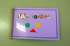 El baúl de A.L: Libro de formas