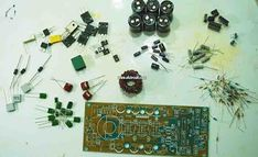 High Power Class-D Amplifier - Electronic Circuit Hifi Amplifier, Class D Amplifier, Circuit Board Design, Power Supply Circuit, Electric Circuit, Electronics Components, Circuit Diagram, Projects, Indian Music