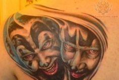 ICP Juggalos Tattoos
