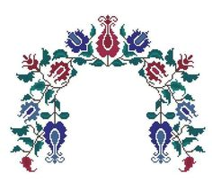 This Pin was discovered by NAL Cross Stitch Borders, Cross Stitch Rose, Cross Stitch Flowers, Cross Stitching, Cross Stitch Patterns, Embroidery Art, Cross Stitch Embroidery, Cross Stitch Pictures, Beaded Cross