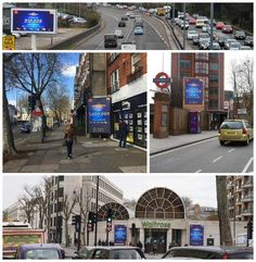 McDonald's UK DOOH campaign delivered localized updates in 8 different regions with the number of prizes claimed in the local area!