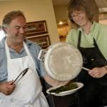 Handmade pastas and sauces cooking class at Chateau Chantal