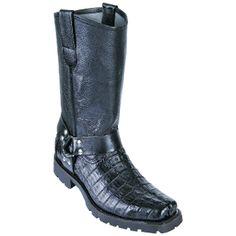 one of a kind men's biker boots