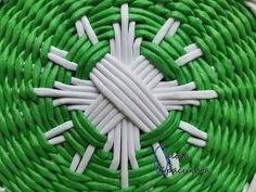 Снежинка. Как разобраться и сплести правильно. Snowflake. How weave correctly. SUBTITLE !!! - YouTube Weaving, Youtube, Baskets, Skin Care, Wicker, Hampers, Brother, Paper, Braid