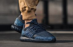 the latest 04629 4948c Quilted Leather Lands On The adidas Tubular Radial • KicksOnFire.com  Sneakers Fashion, Fashion