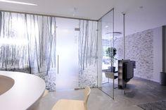 dental office design -Lounge with feng shui