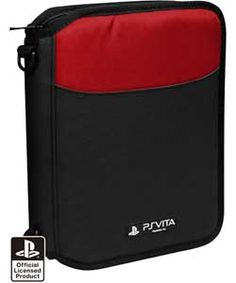 Buy Deluxe Travel Case for PS Vita - Red at Argos.co.uk, visit Argos.co.uk to shop online for PS Vita accessories