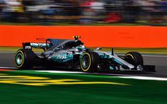 Lataa kuva Valtteri Bottas, 4k, F1, Formula 1, Mercedes AMG joukkue, 77, HDR, Formula