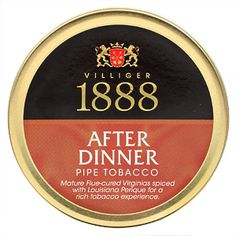 Villiger 1888 After Dinner 50g tin