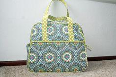 Tips on sewing Weekender Bag