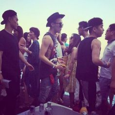 """G-dragon in the Sheraton grande #walkerhills for #UltraMusicFestival Pool Party"""" #Korea #UMF #Party #Music #AMAZING #crazys #stars #idols #models #singers #people #fun #veryCOOL #JiYong with #Friends #muchstyle #class #Swagerr *-* ! #crazy #CRAZY #crazy ! #AMAZINGS #Songs #UMF Check more at…"""