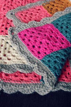 Purple Chair Crochet: Pick a Winner! (Work in Progress)