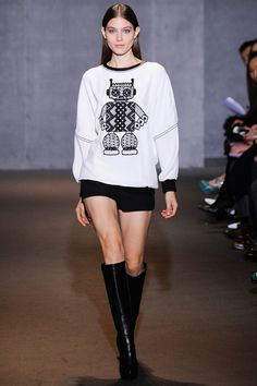 Andrew Gn | Fall 2014 Ready-to-Wear Collection | Style.com | #pfw