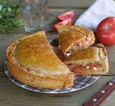 Диетический испанский пирог эмпанадас | Рецепты правильного питания - Эстер Слезингер